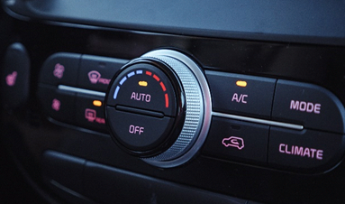 Automotive Control Panel