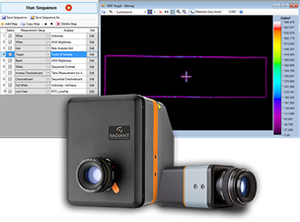 TT-HUD camera and software solution group