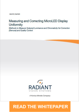 read the white paper_microled uniformity