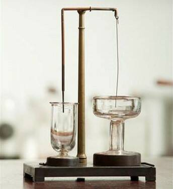 Faraday experiment electrical rotation