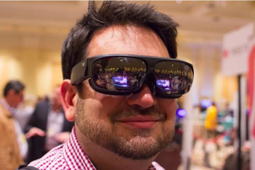 smart glasses ODG 2016 CNET
